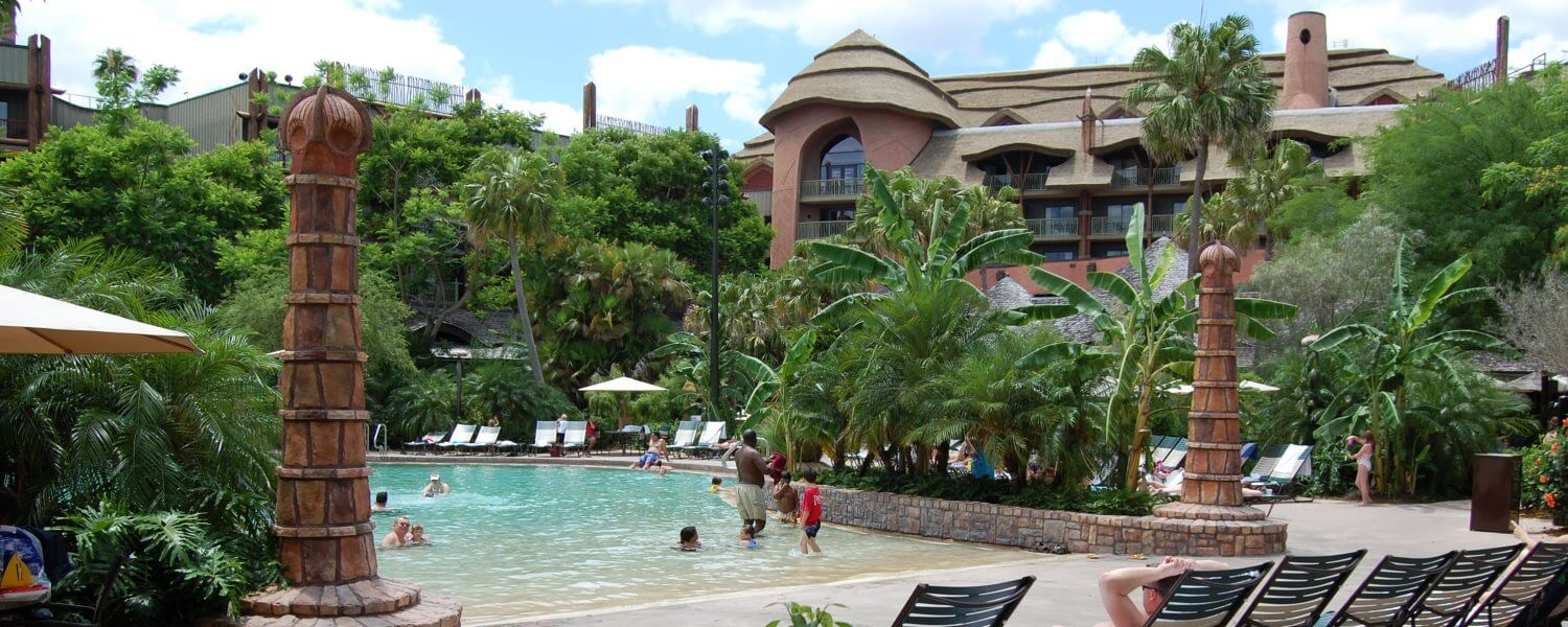 Disney's Animal Kingdom Lodge -