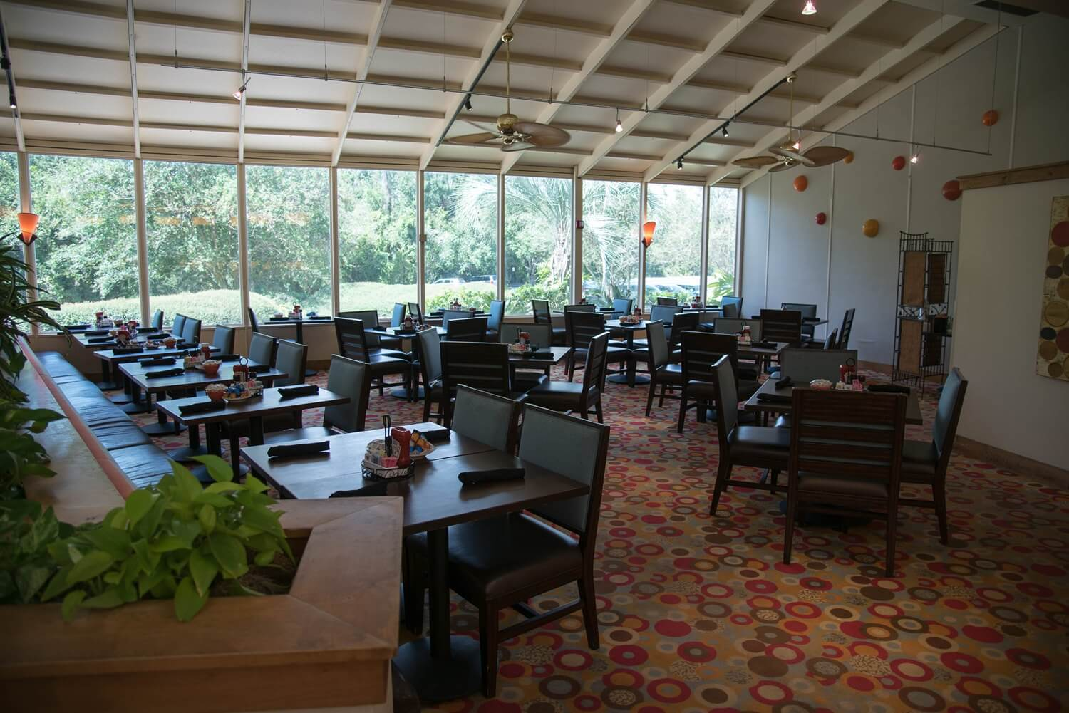 Trader's Island Grill at Best Western Lake Buena Vista