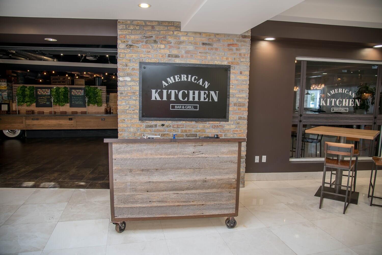 American Kitchen at B Resort and Spa