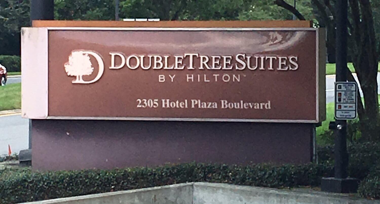 DoubleTree Suites Sign - Disney Springs