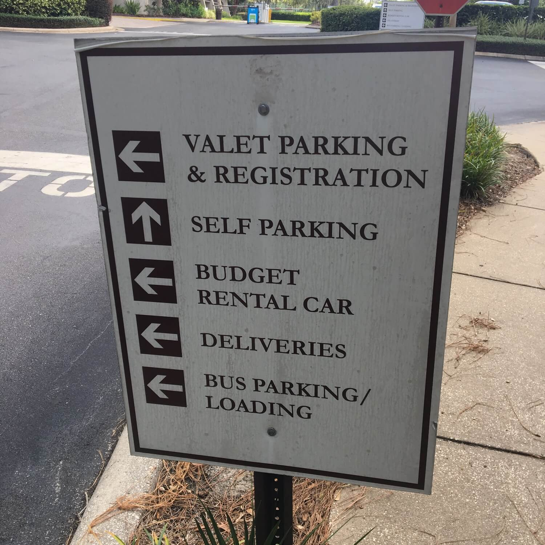 Transportation information at DoubleTree Suites by Hilton Orlando - Disney Springs Resort Area