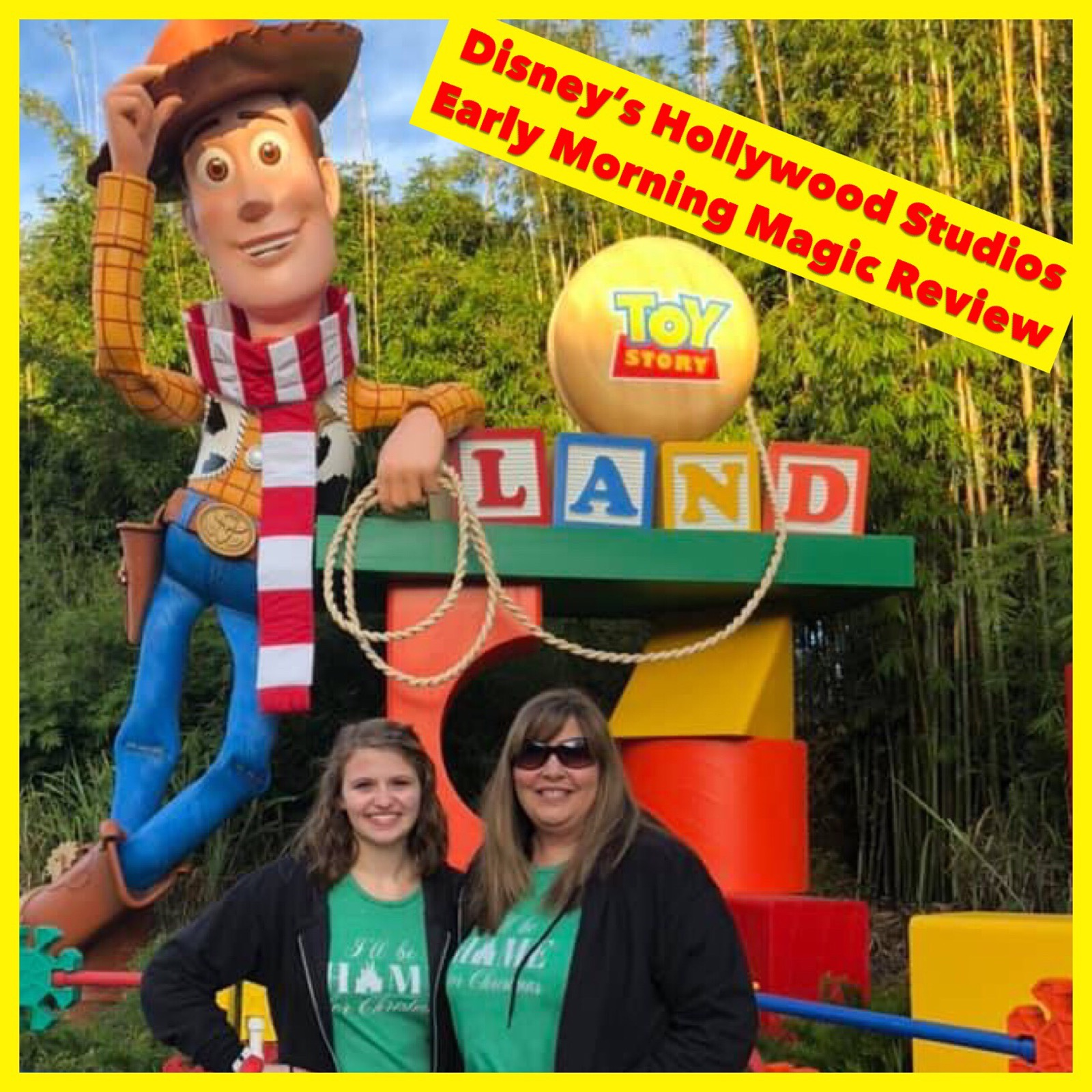 Review of Early Morning Magic at in Toy Story Land at Disney's Hollywood Studios / Walt Disney World Resort - Florida