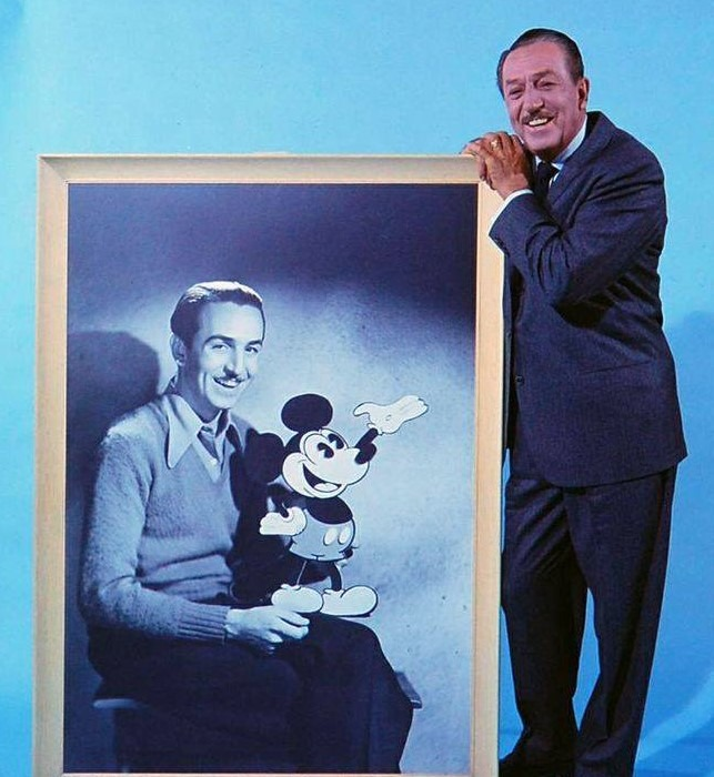 Lessons on perseverance from the life of Walt Disney.