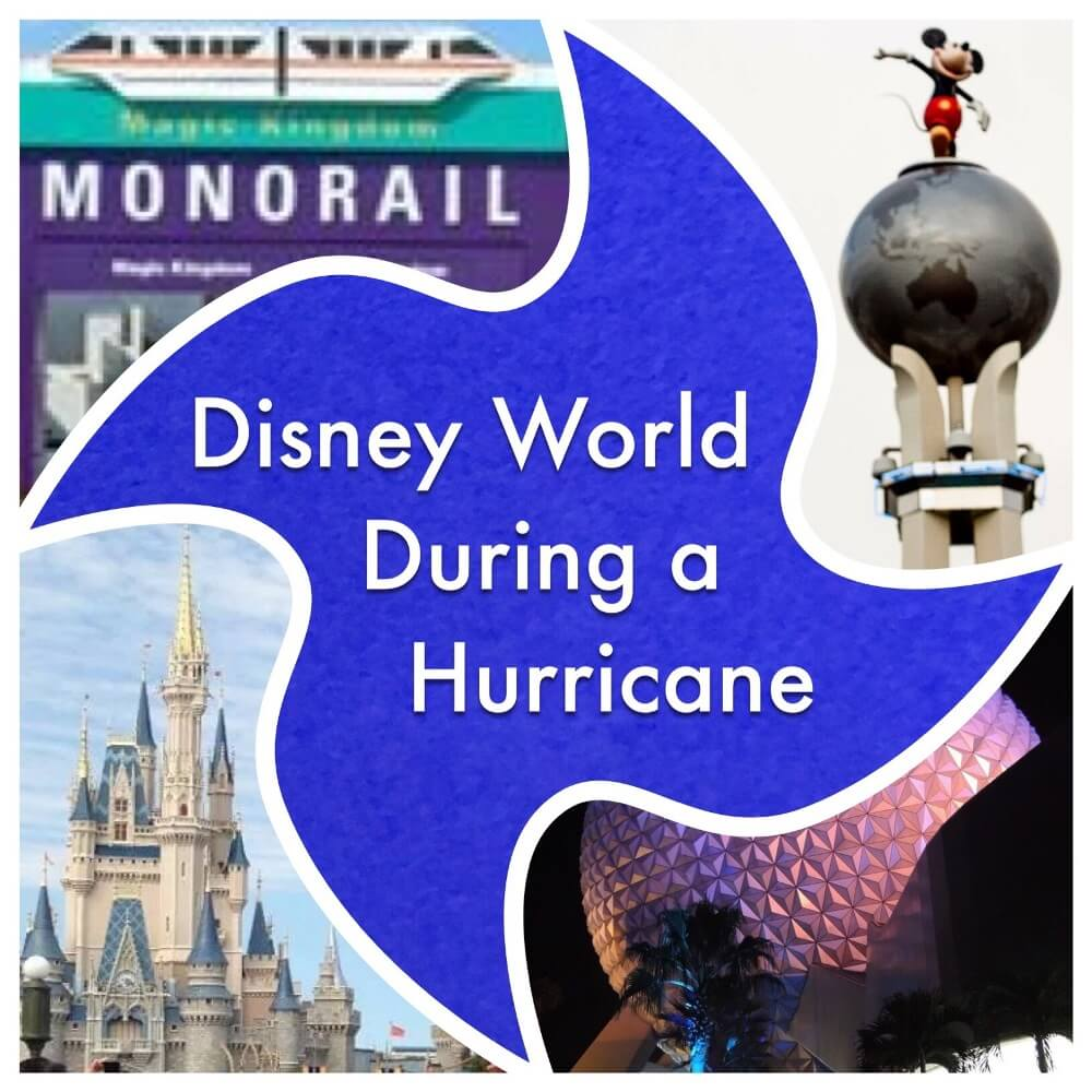 Disney World During A Hurricane - Information about what happens when Orlando is impacted by a hurricane.