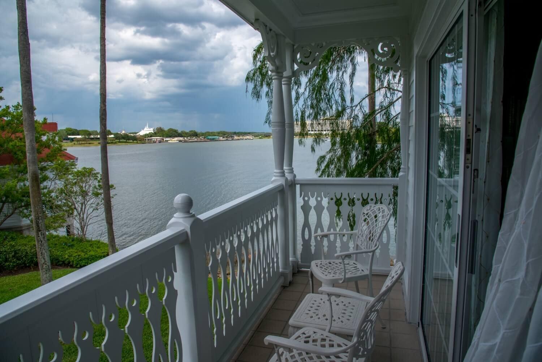 Grand Floridian Room Views