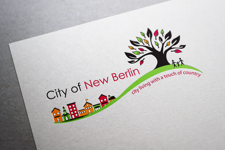 City of New Berlin  I  Logo Design    I   08.2012