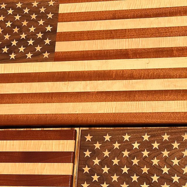 Happy 4th. Colors that never fade.