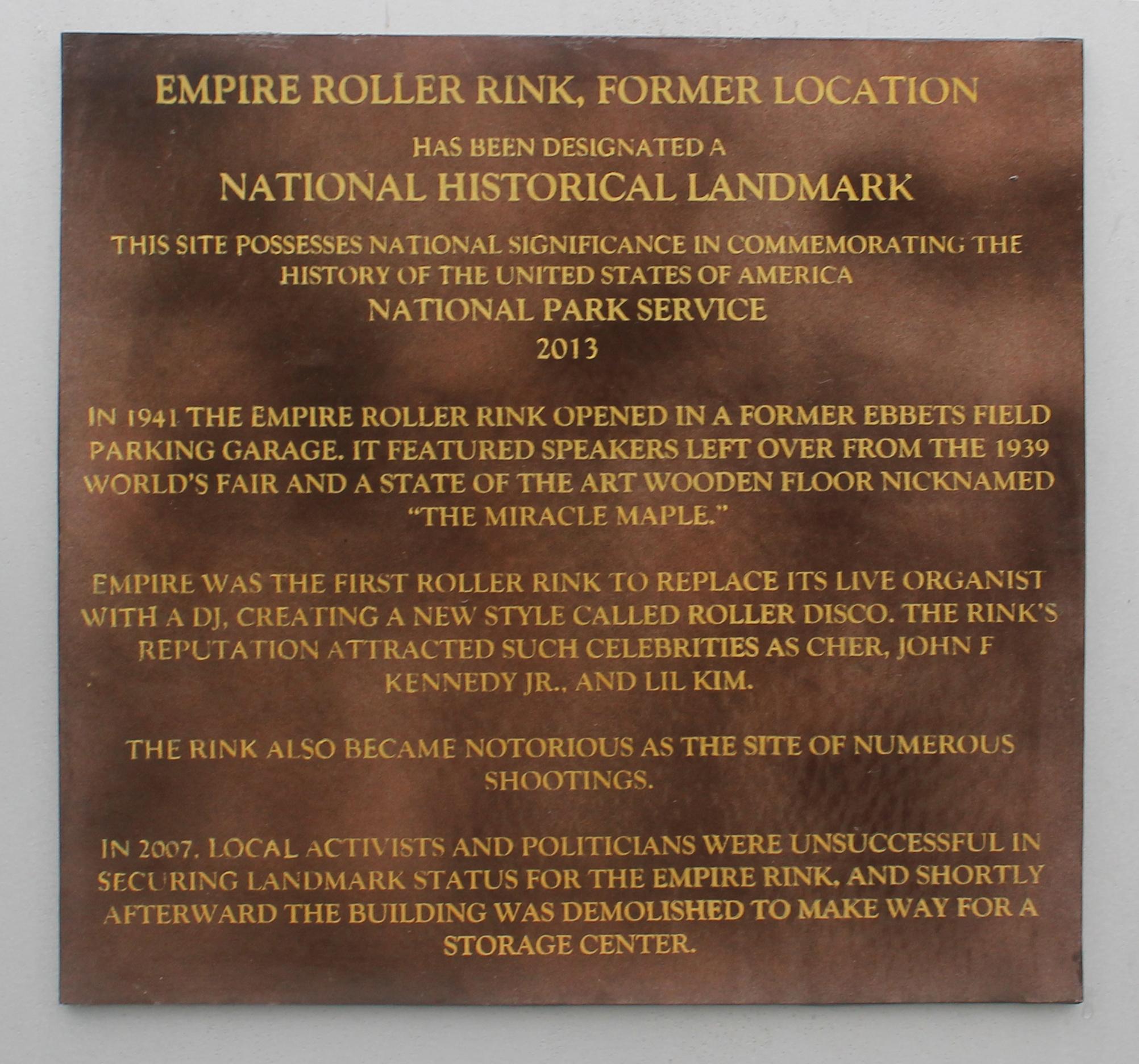 Empire Roller Rink