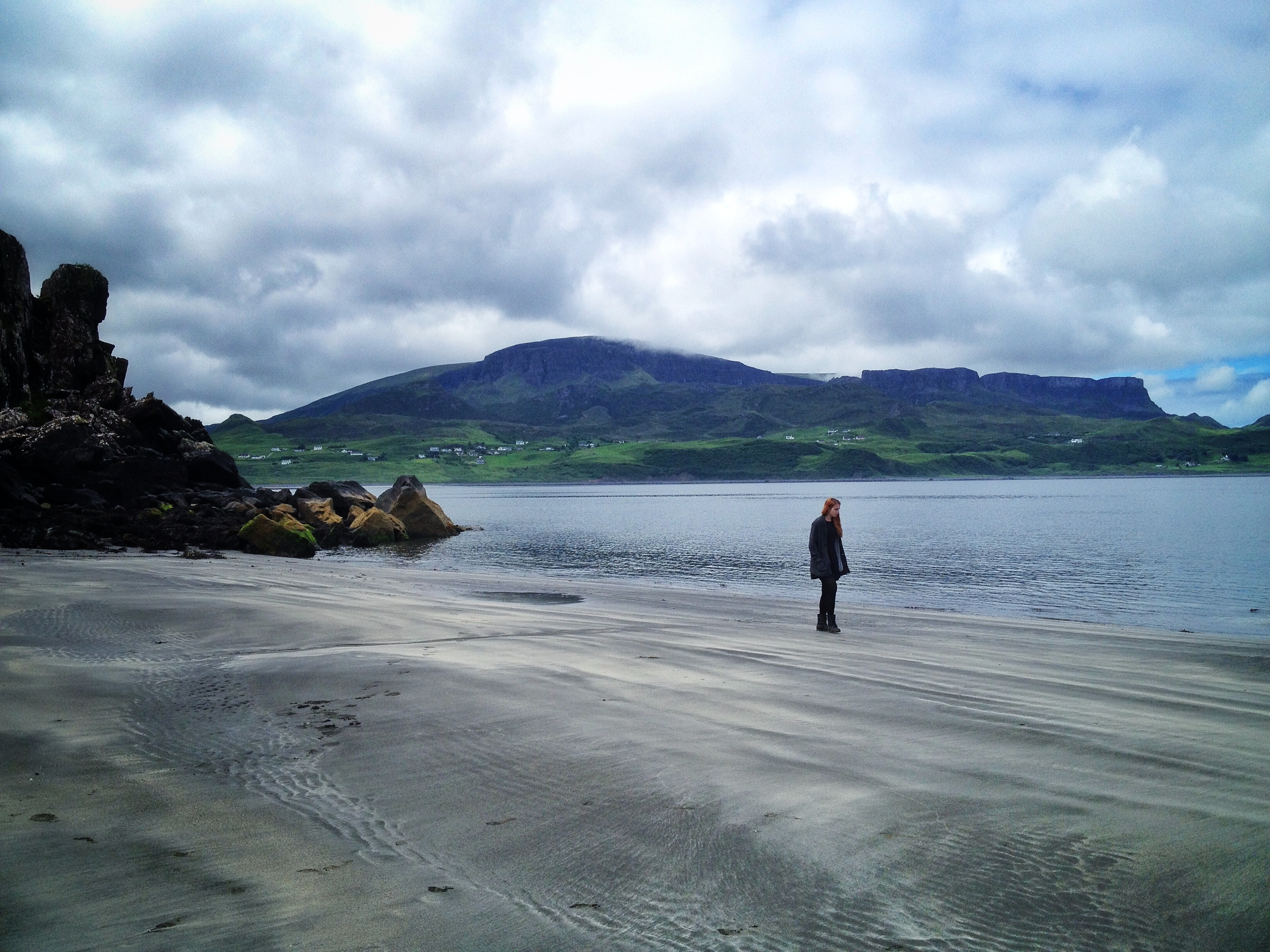 Staffin Bay, Scotland