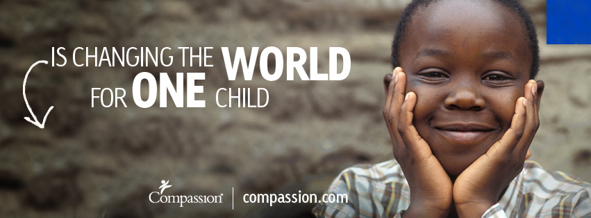 Compassion International exists as a Christian child advocacy ministry that releases children from spiritual, economic, social and physical poverty and enables them to become responsible, fulfilled Christian adults. Today, Compassion helps more than 1.3 million children in 26 countries.