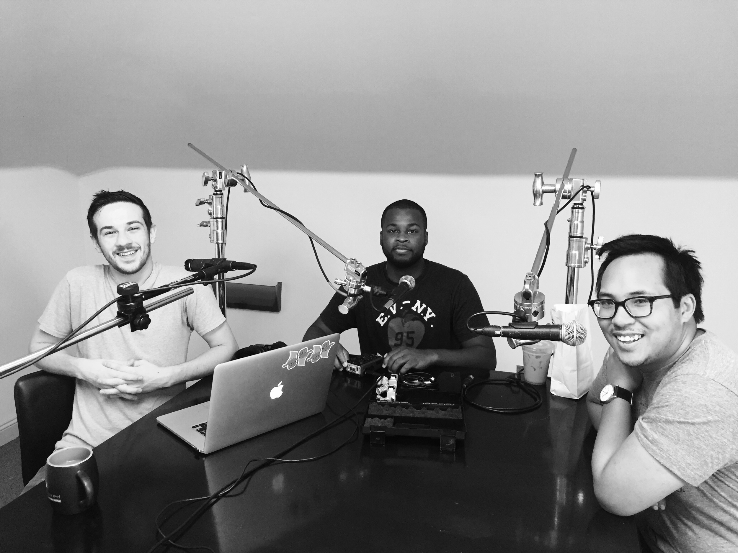 Our first interview episode with Kenny Nguyen, CEO of ThreeSixtyEight.