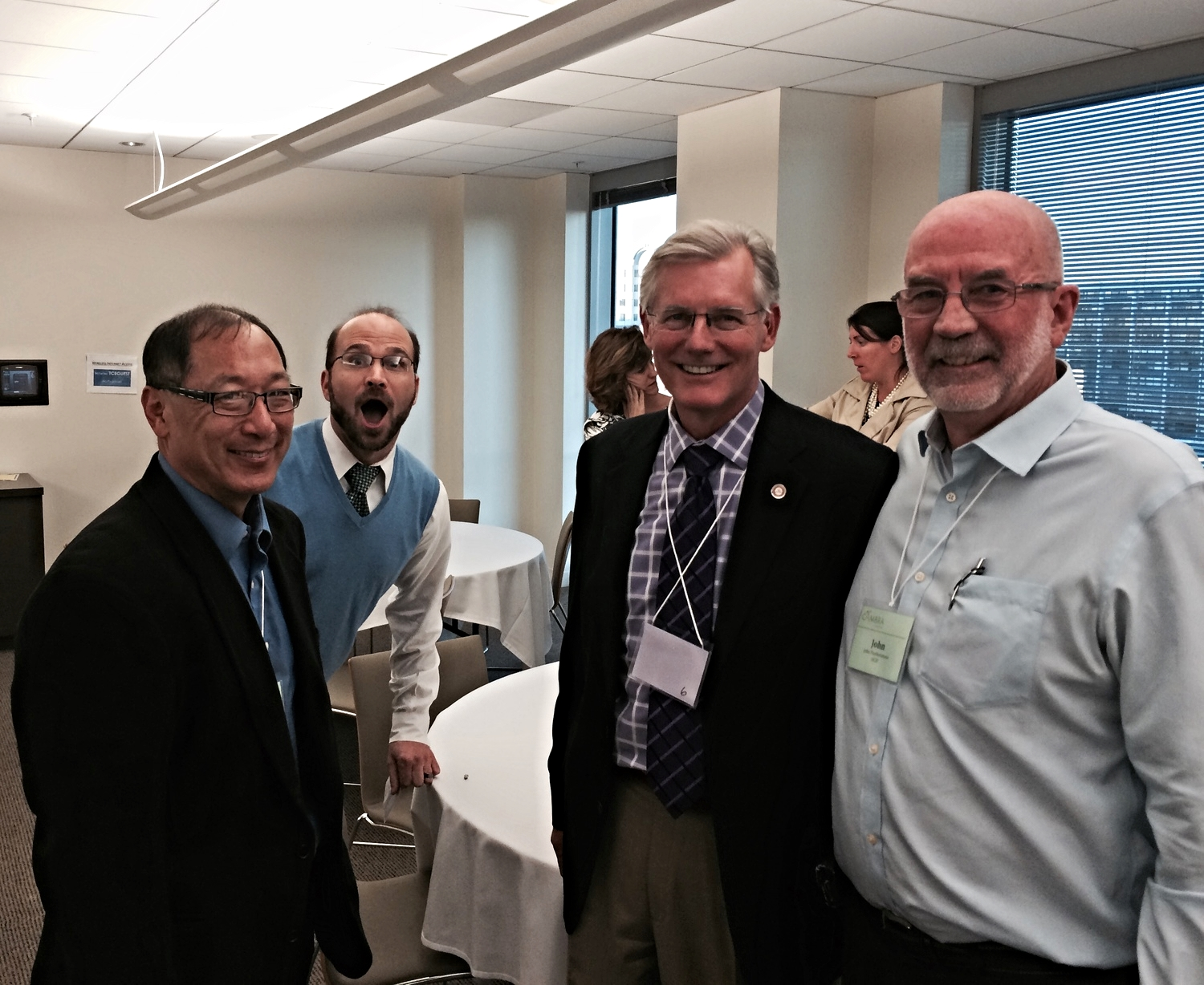 Dr. Young, Dr. Novy, Dr. Kutsch, and Dr. Featherstone