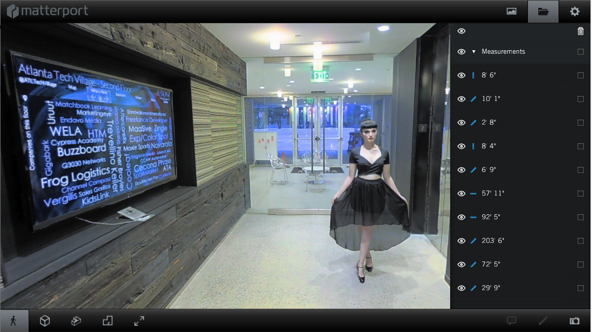 Screen Grab 1: Walk-Around View