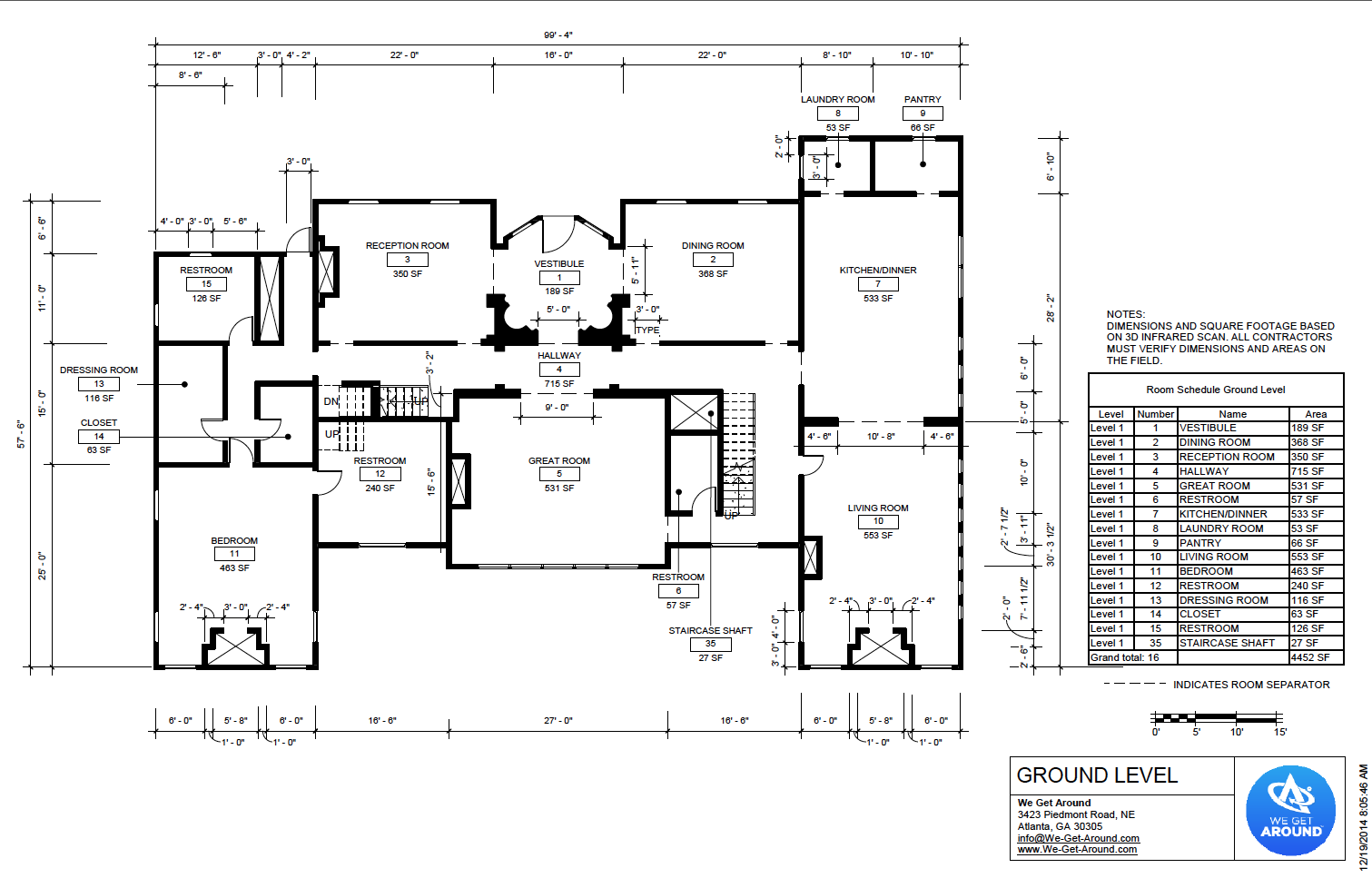 We Get Around a LUXURY HOME FloorMe Floor Plan - Sheet - A102 - GROUND LEVEL.png