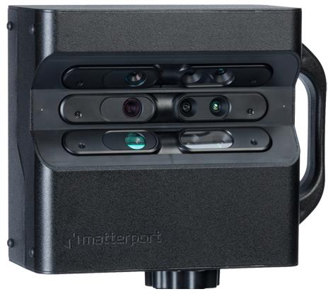 Matterport Pro 3D Camera