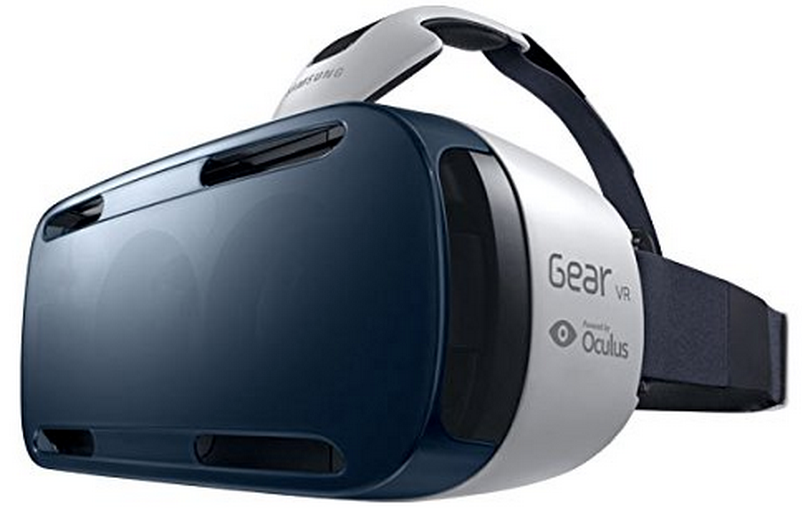 Samsung Gear VR powered by Oculus – Innovation Edition for Samsung Galaxy Note 4