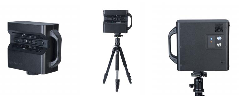 Matterport Pro 3D Camera   Images Courtesy of Matterport