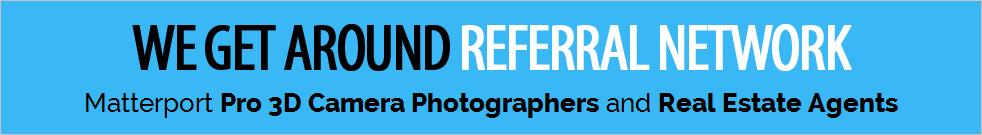 We Get Around Referral Network-Banner
