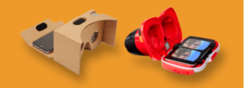Free vCAD app (iOS, Android) works with any Google Cardboard VR Viewer. Image courtesy of ImmersaCAD.