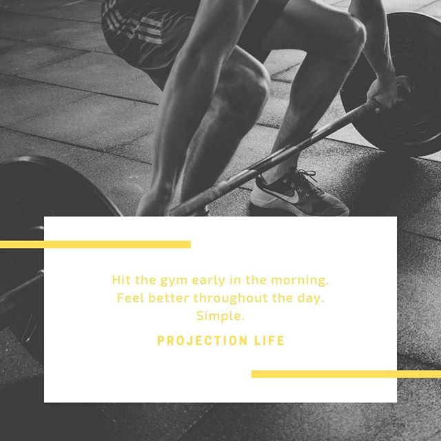 What an awesome way to start the day! Have a super week!  #gym #monday #motivation #itsyou #ownit #life #lifestyle #health #fitness #wellbeing #nofear #coach #mentor #simple #beit #reachyourpeak #projectionlife