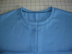 Sewing a Drawstring Sweater
