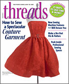 Christine Jonson Dream Sewing Spaces Threads Magazine