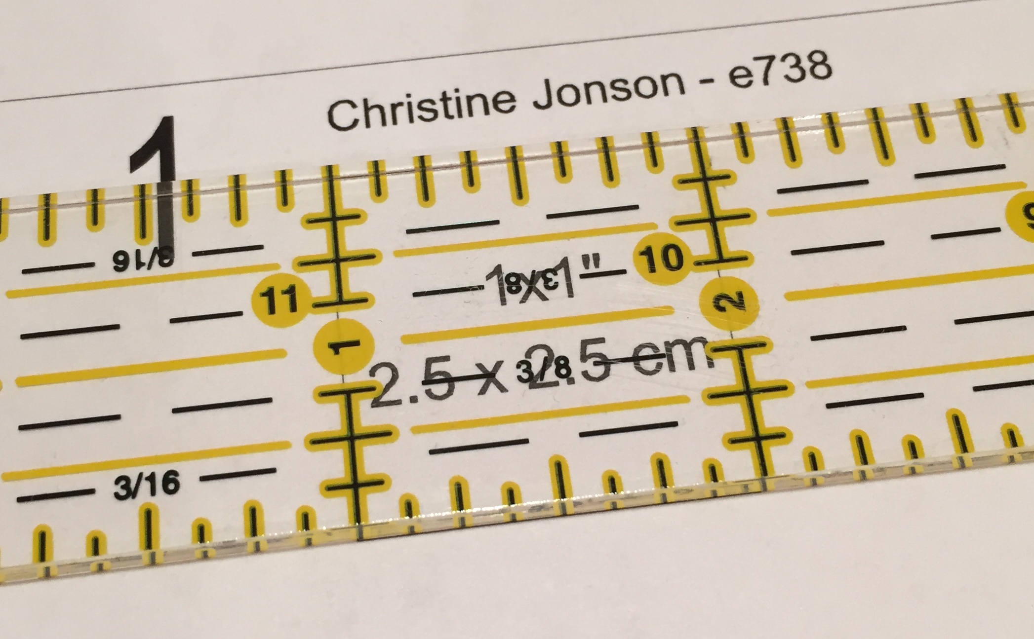 Christine Jonson Patterns How to Put Together a PDF Sewing Pattern
