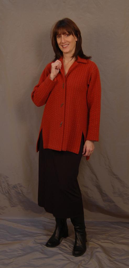 Swing Shirt Jacket Sewing Pattern