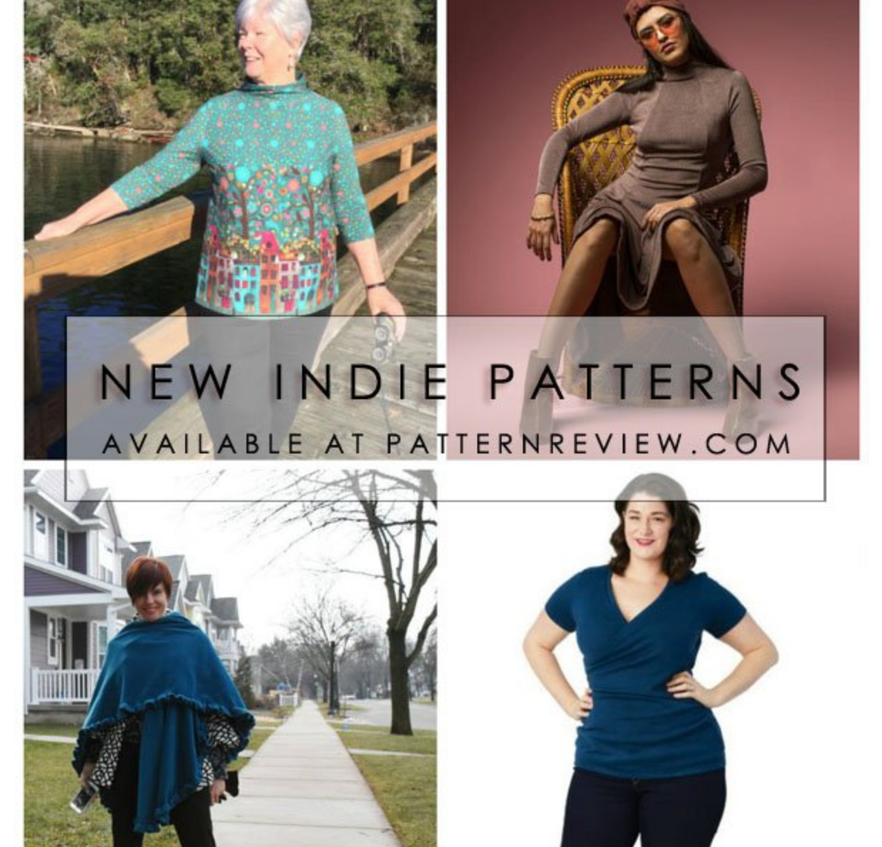 PatternReview Indie Pattern Roundup - PatternReview.com March Indie Pattern Roundup review of the Christine Jonson Perfect Pants Flare
