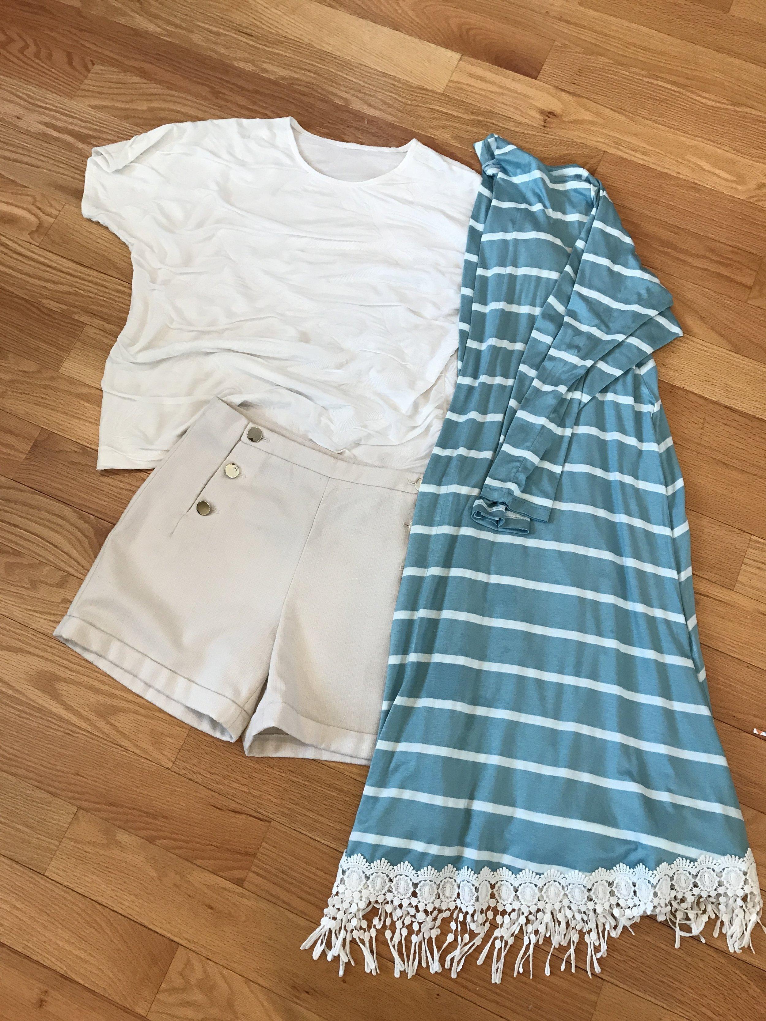 Sewing a Spring Break Capsule Wardrobe with Christine Jonson Patterns