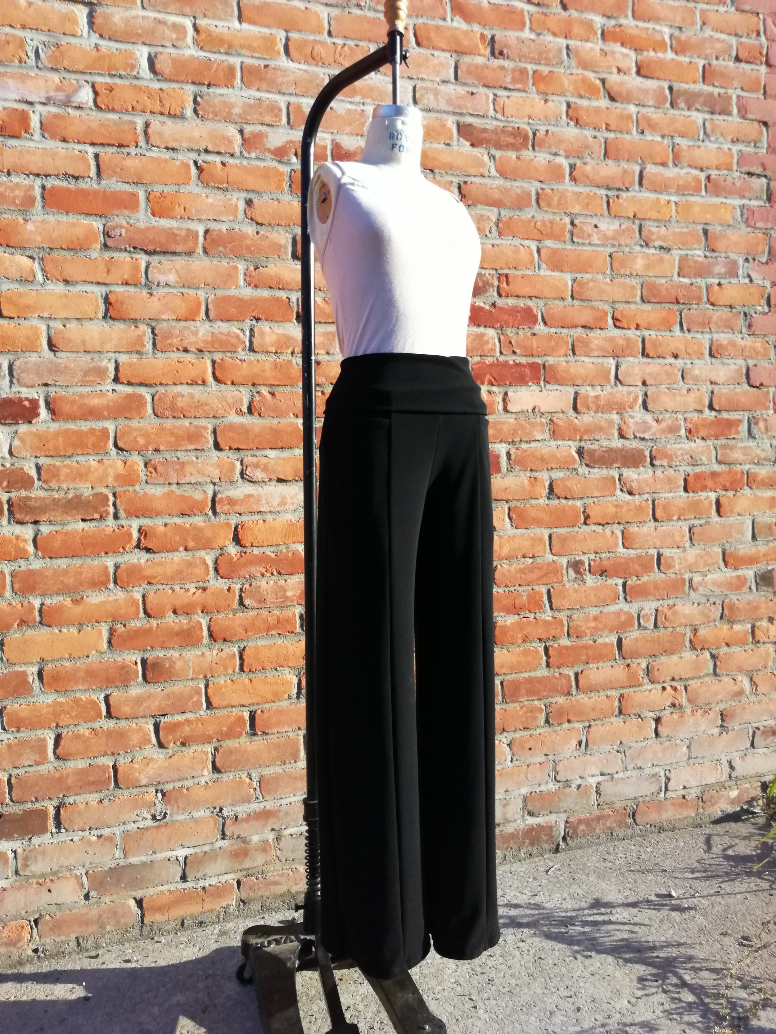 Perfect Pant Classic Wide Leg - Your favorite dress pants. But way better.
