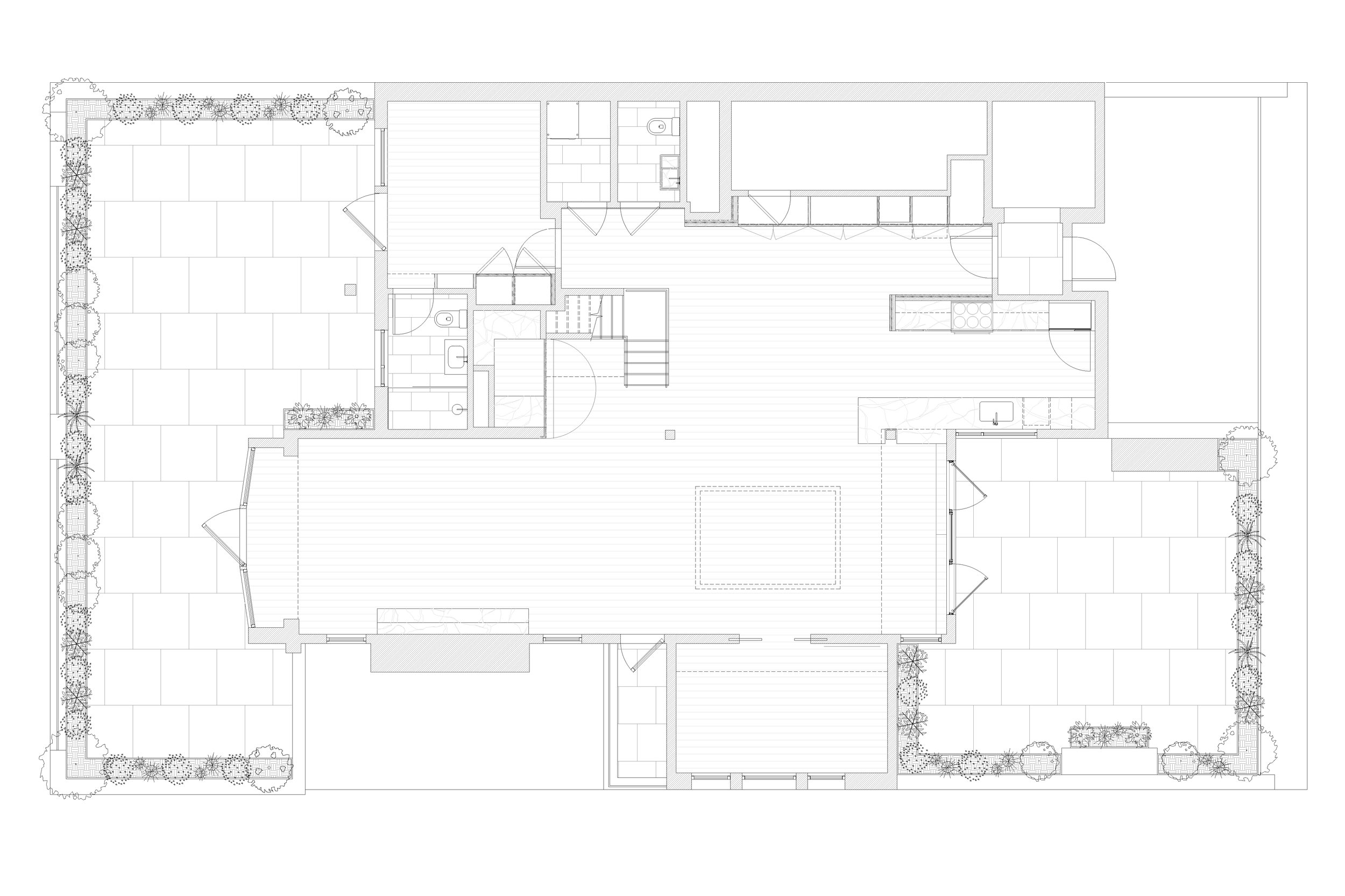 PENTHOUSE L   contractor: Elite Contracting