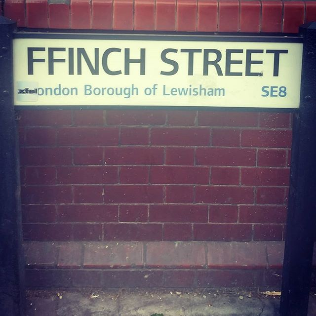#greatstreetnamesoflondon
