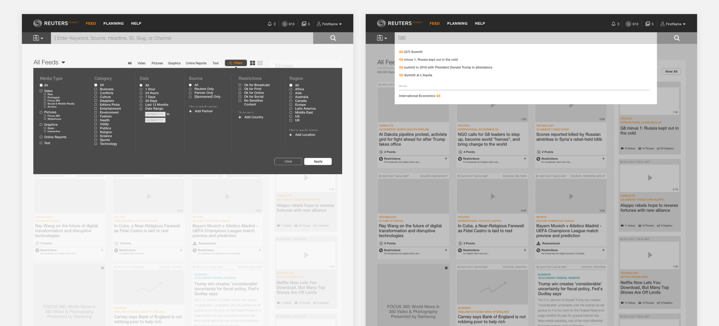 Reuters - Wireframes - Filter and Search.png