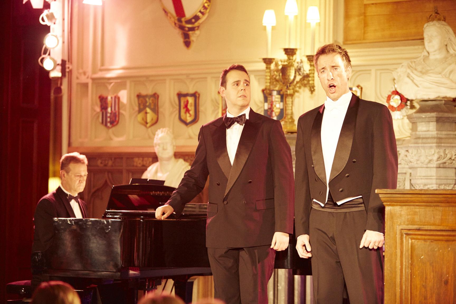Sam Sakker and Yuriy Yurchuk - La Boheme Act 4 Duet