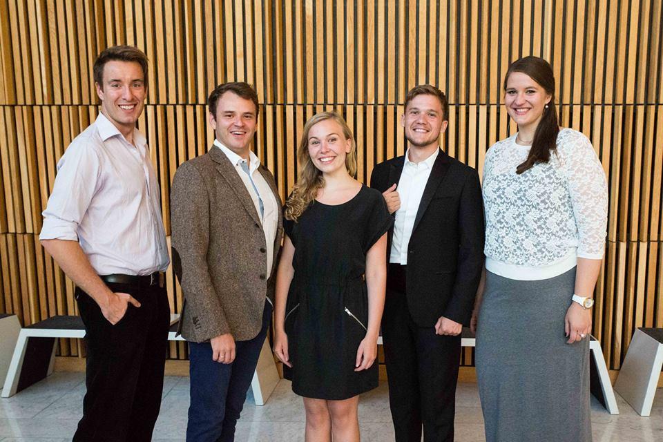 2015 Finalists left to right: Yuriy Yurchuk, Alexey Lavrov, Elsa Dreisig, Leon Cosavic, Lise Davidsen