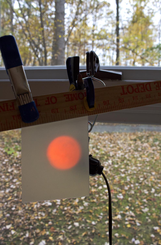 Sunspot, 2013