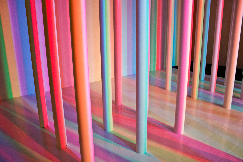 Detail: Prism Palace, 2014