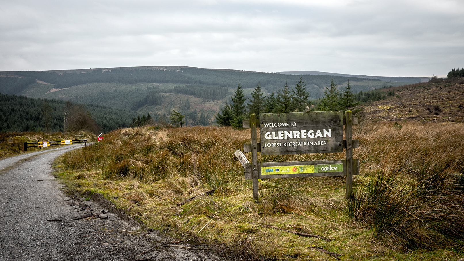 Glenregan forest recreation area