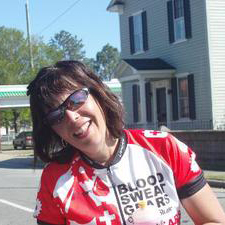Robin Isenberg - Co-Founder/Mother/Cyclist- In Memory 1960-2015Robin passed away August 9th 2015 after battling Ovarian Cancer for 3 and a half years. Robins Ride for Hope is an annual event in her honor. She is such an inspiration and is still present in the shop. She helped so many people with her passion for cycling and this community and will be remembered fondly by those whose life she touched.Robins Ride for hope was started in 2014 to raise awareness of ovarian cancer by her son, Keith, in her memory.
