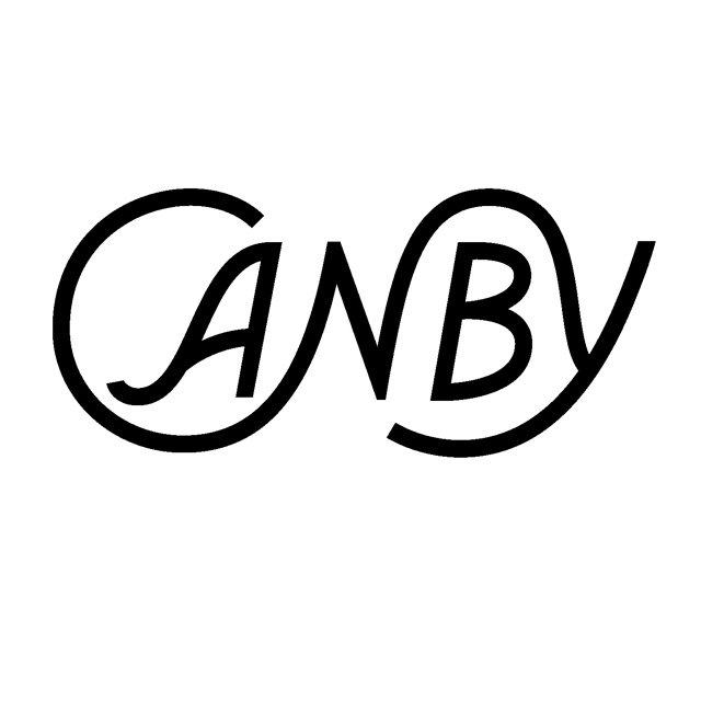 logotype for Canby (band).