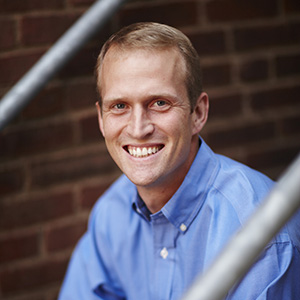 Author Peter Greer, Hope International