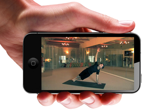 YOGAmazing Video App