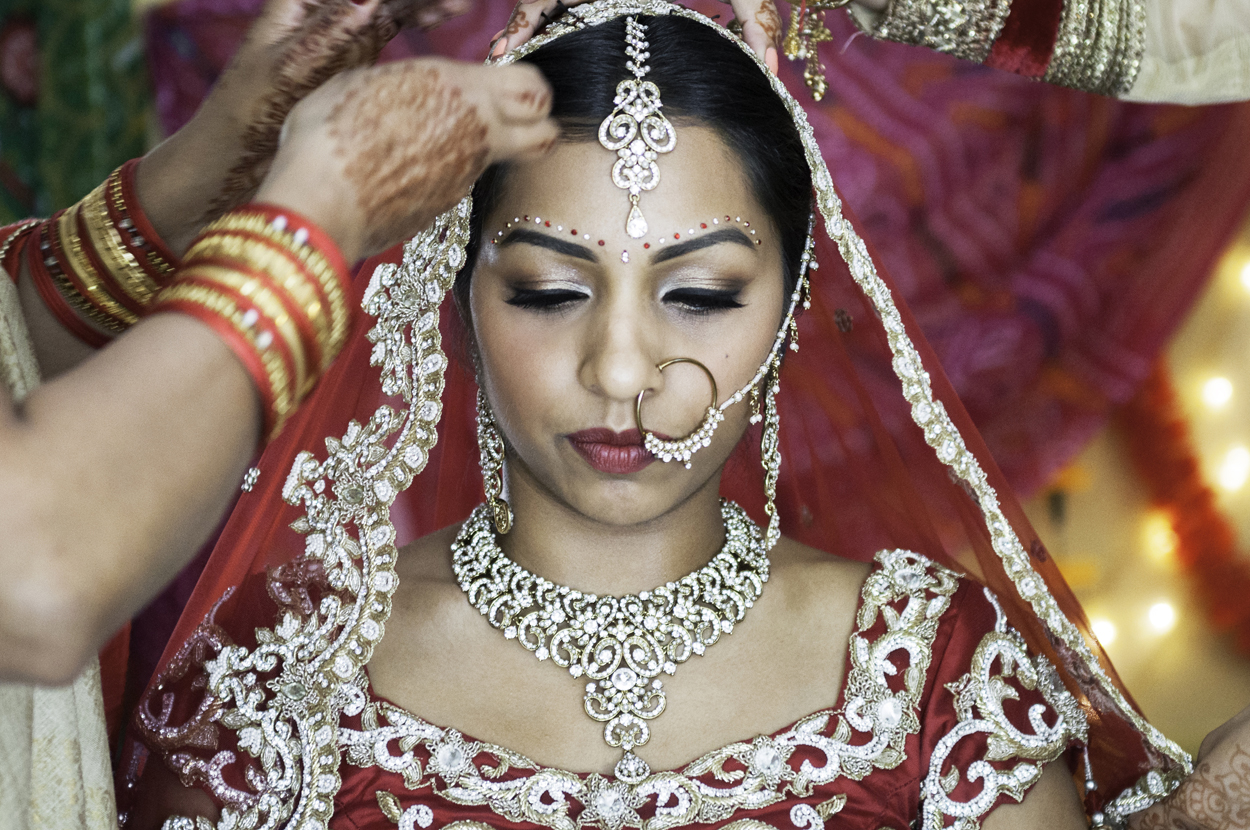 Shot my first  Indian wedding .