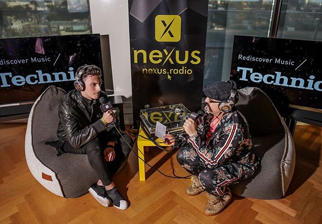 #FBF to @AmsterdamDanceEvent with @NexusRadioDance! Check out my interview with them on their website nexus.radio