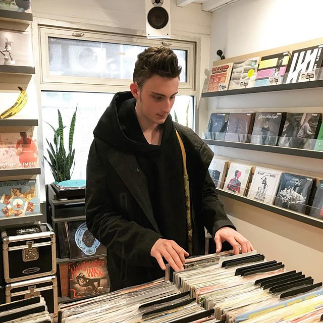 Shopping for some new tunes. What are some of your favorite records these days?
