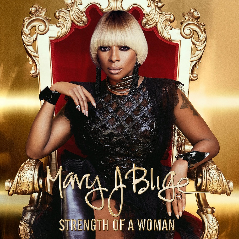 The Making Of Strength Of A Woman - AN ALBUM DOCUMENTARY FOR MARY J. BLIGE
