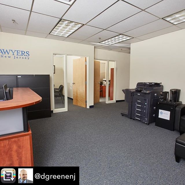 Brand new office needs new pictures to show it off! I photographed @dgreenenj new law office in Windsor, NJ as part of his branding photography session. #ssdilawyersofnj #personalbranding #lawoffice #brandingphotography Repost from @dgreenenj using @RepostRegramApp