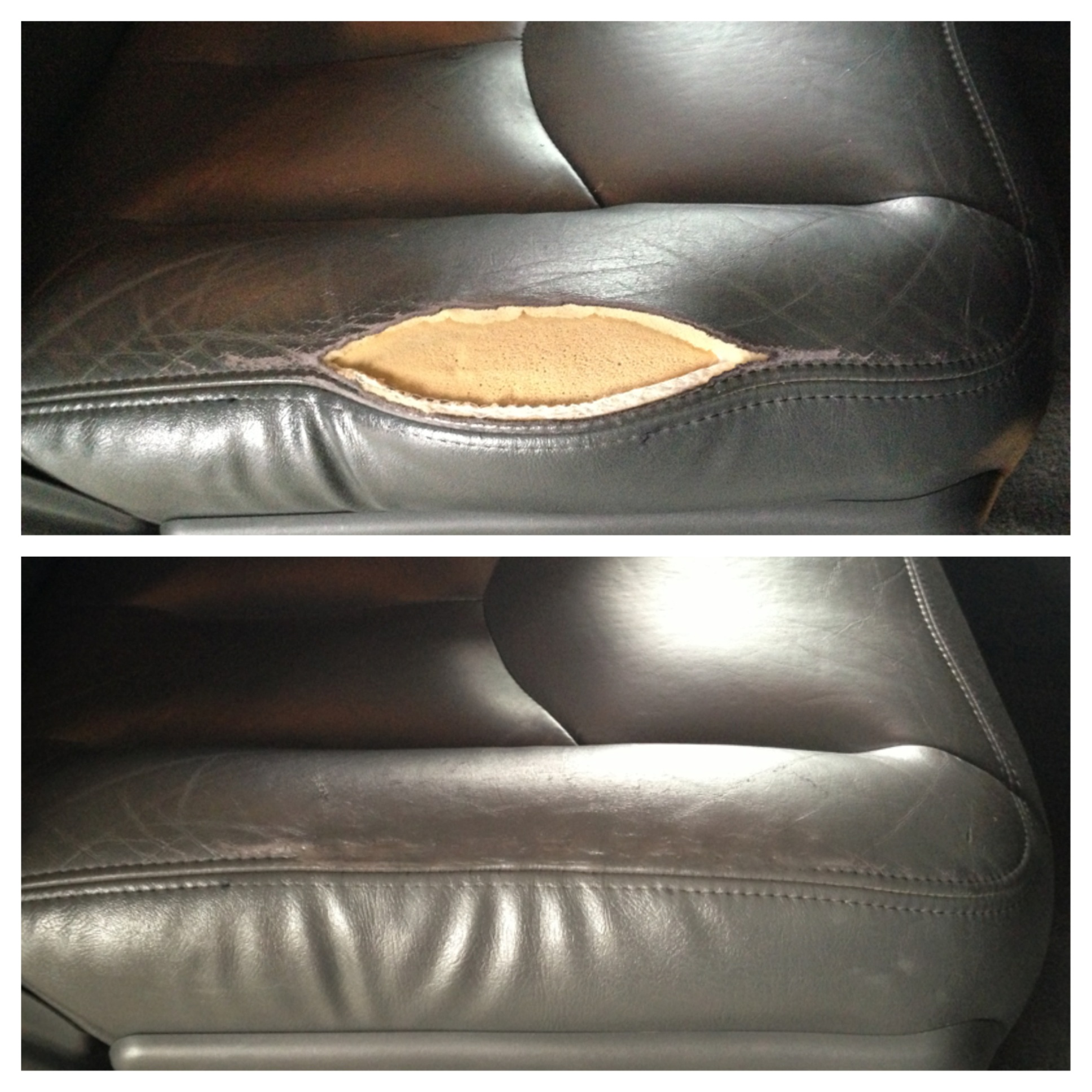 When your budget on a certain vehicle is limted our S.M.A.R.T. repairs are a great alternative to upholstery.