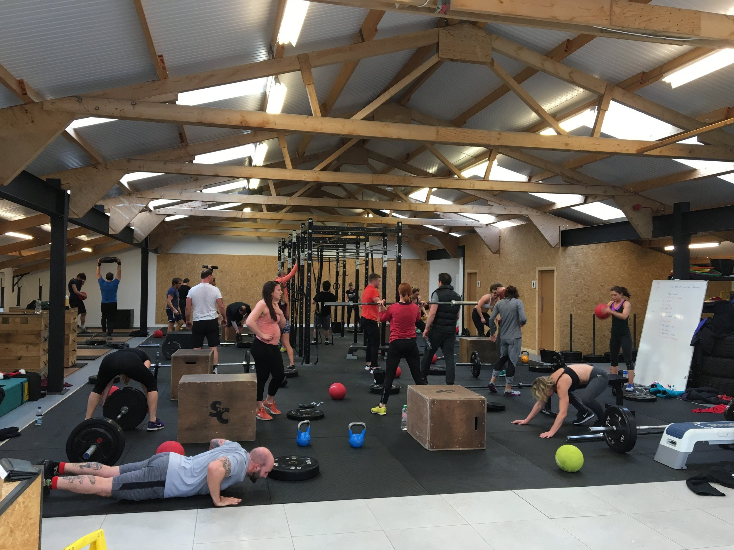 HG3 Fitness Classes
